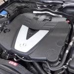 موتور بنز CLS 350